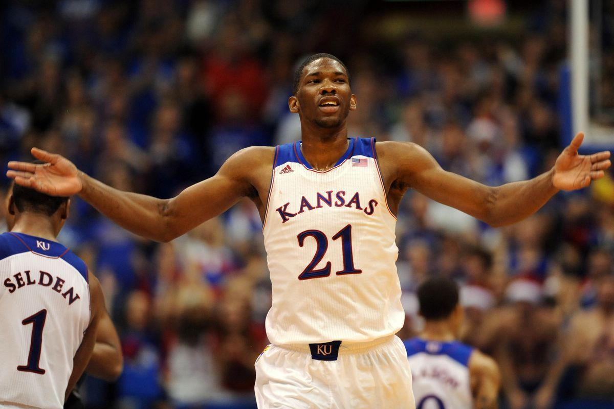 Will the Kings move up to take Joel Embiid?