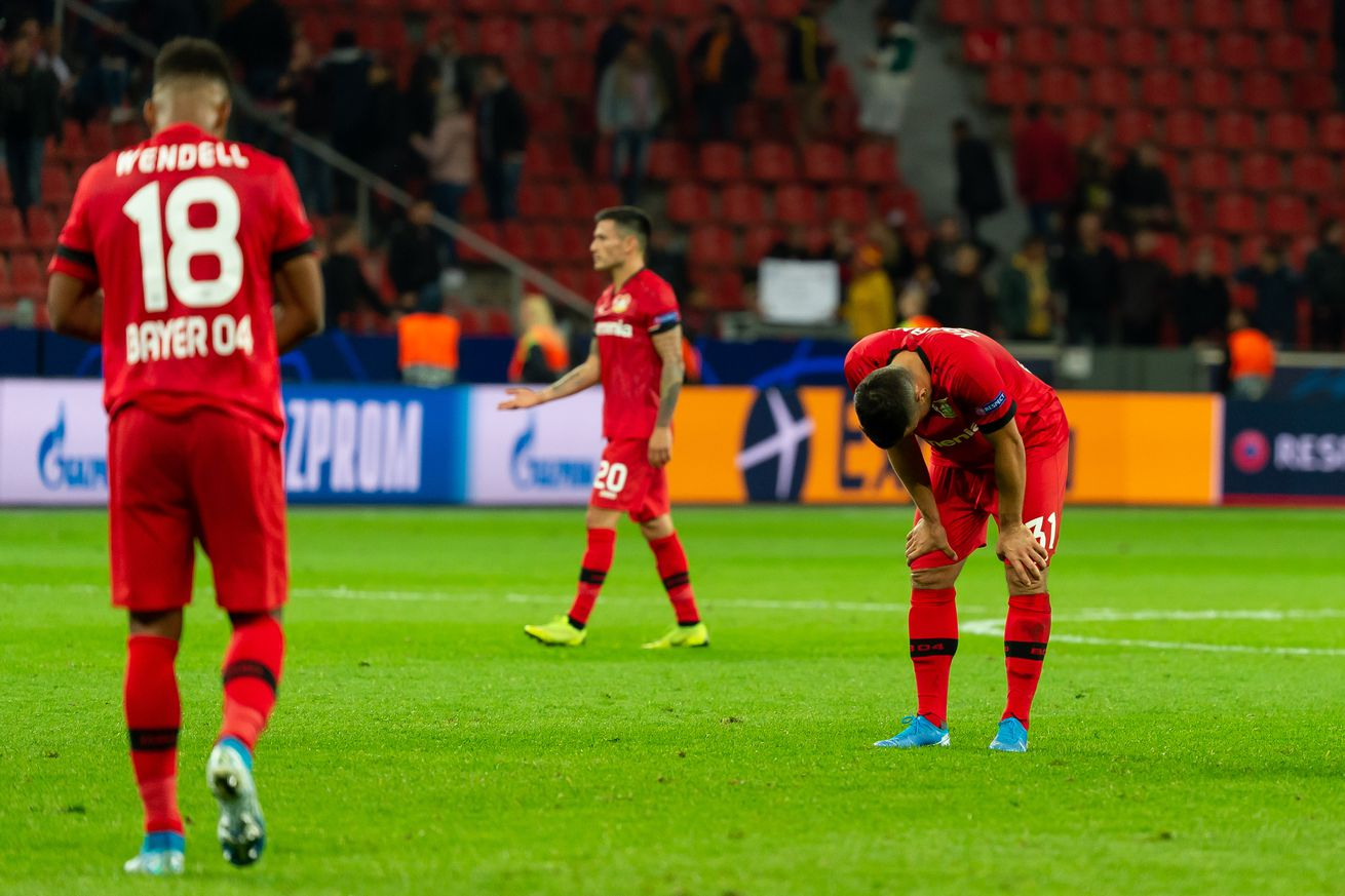 The Daily Bee (September 19th, 2019): Bayern dominate and Leverkusen disappoint in the Champions League