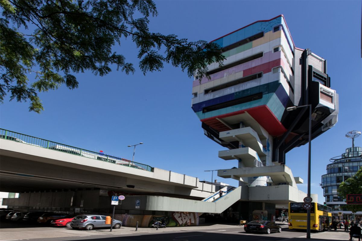 Brutalist landmark for sale in berlin for 3 8m curbed for Grafik design jobs berlin