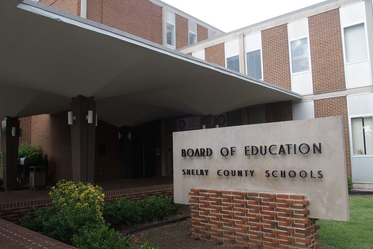 Administrative offices for Tennessee's largest school district