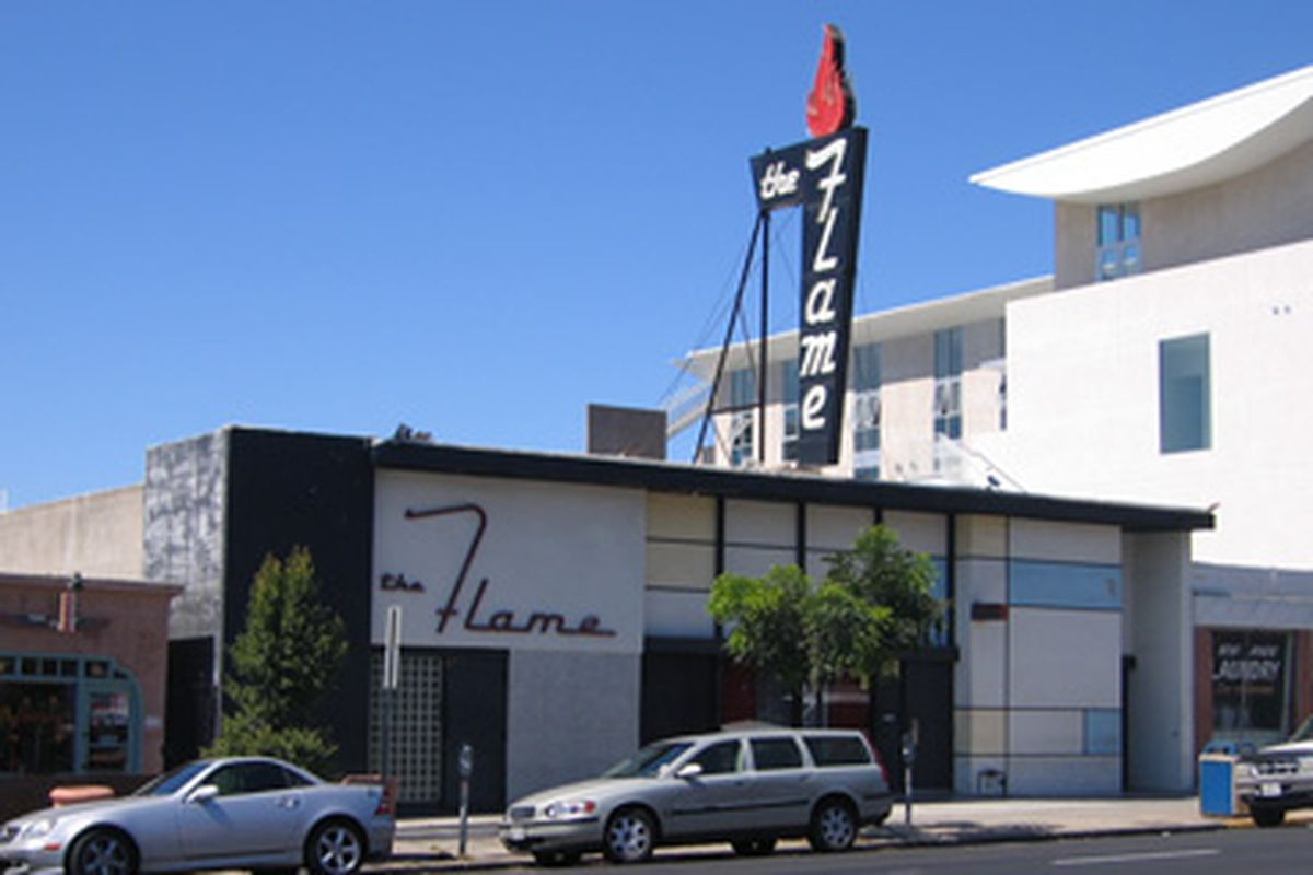A gay hotspot for decades until it closed a few years ago, the landmark  building at 3780 Park Boulevard that housed The Flame nightclub since the  mid-80s ...