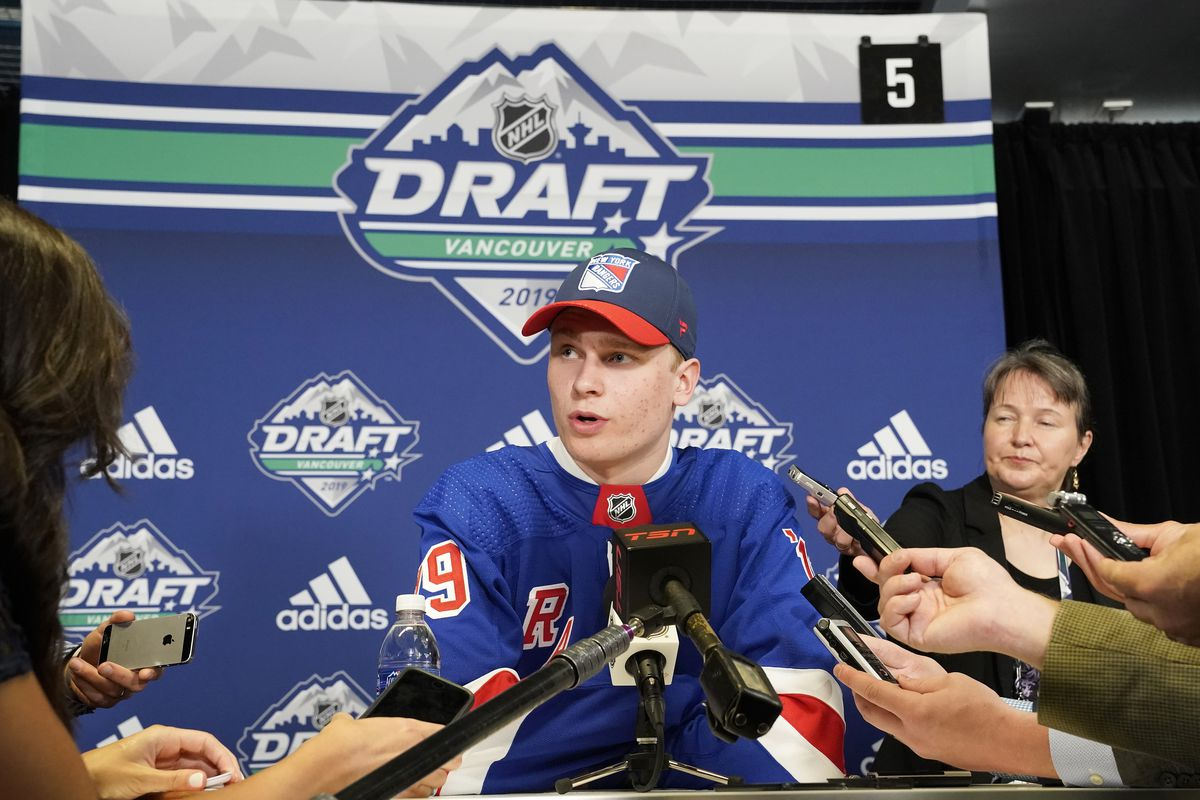 sports shoes 7c5ca 4a290 New York Rangers Announce Prospect Development Camp Roster