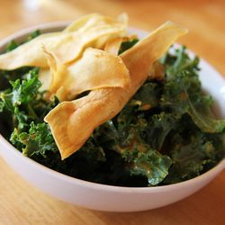 "Kale Salad at Chuko by <a href=""https://www.flickr.com/photos/jemappellemichelle/13905874509/"">jemappellemichelle"