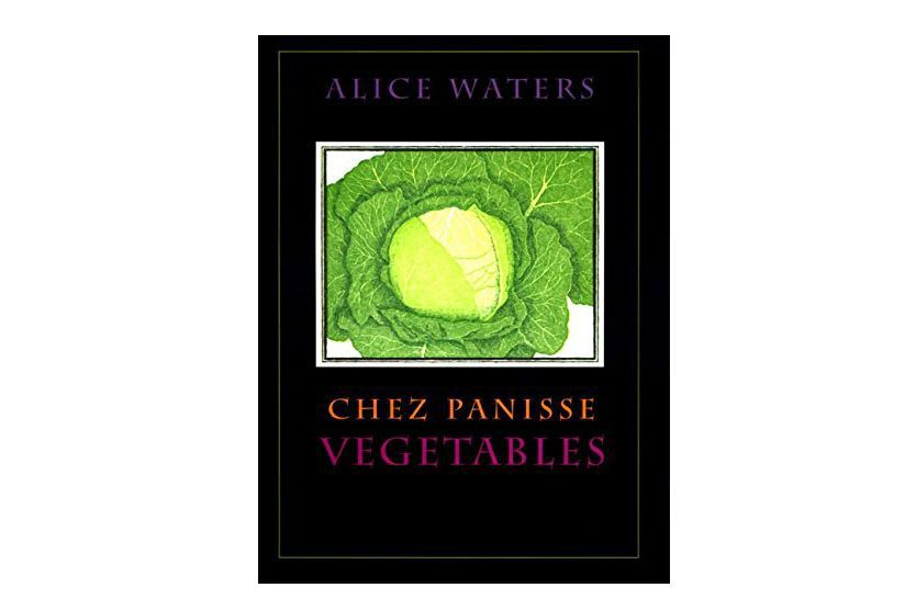 The Chez Panisse Vegetables cookbook cover