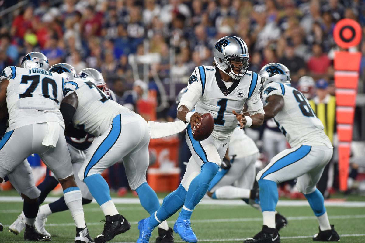 My thoughts on the Panthers offensive line following preseason Week 3