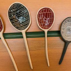 Suzanne Sullivan porcelain spoons, $34