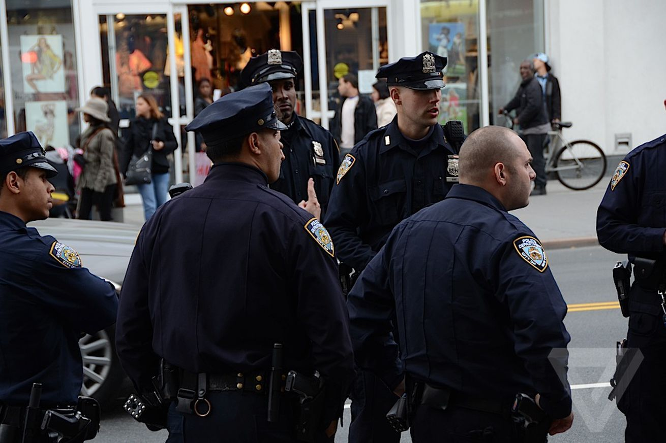the nypd is pulling thousands of body cameras after one burst into flames