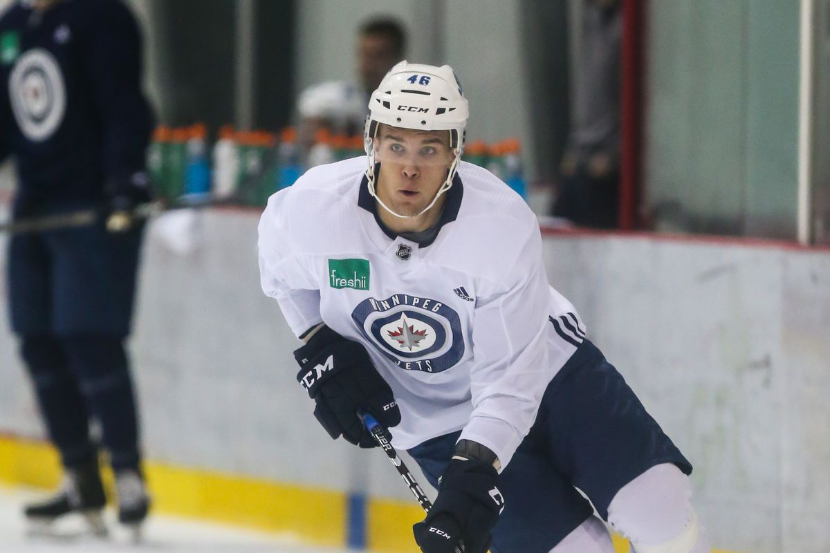 NHL: JUN 27 Winnipeg Jets Development Camp