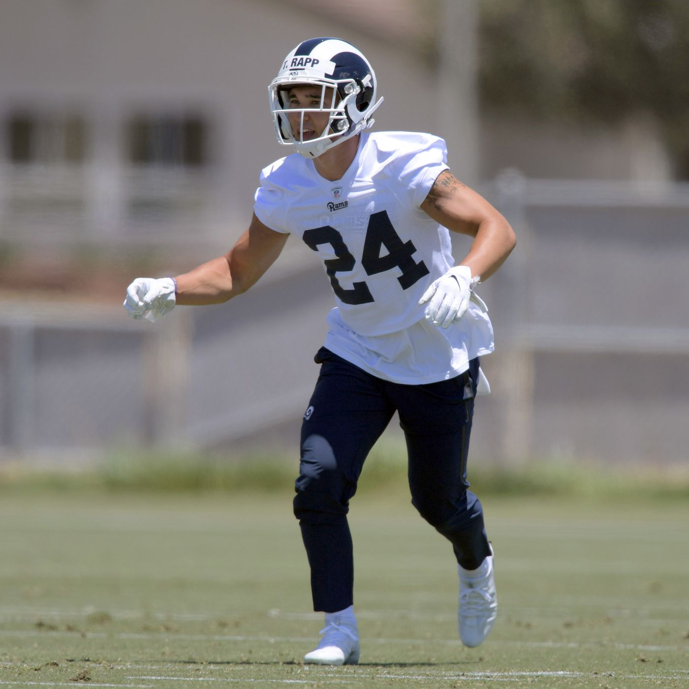 newest 59d8b 1e711 2019 Rams roster preview: S Taylor Rapp adds playmaking ...