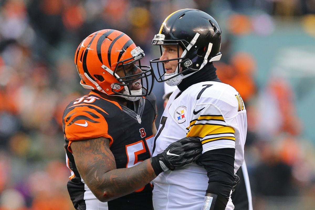 Mike Tomlin and Ben Roethlisberger focused on not letting Bengals