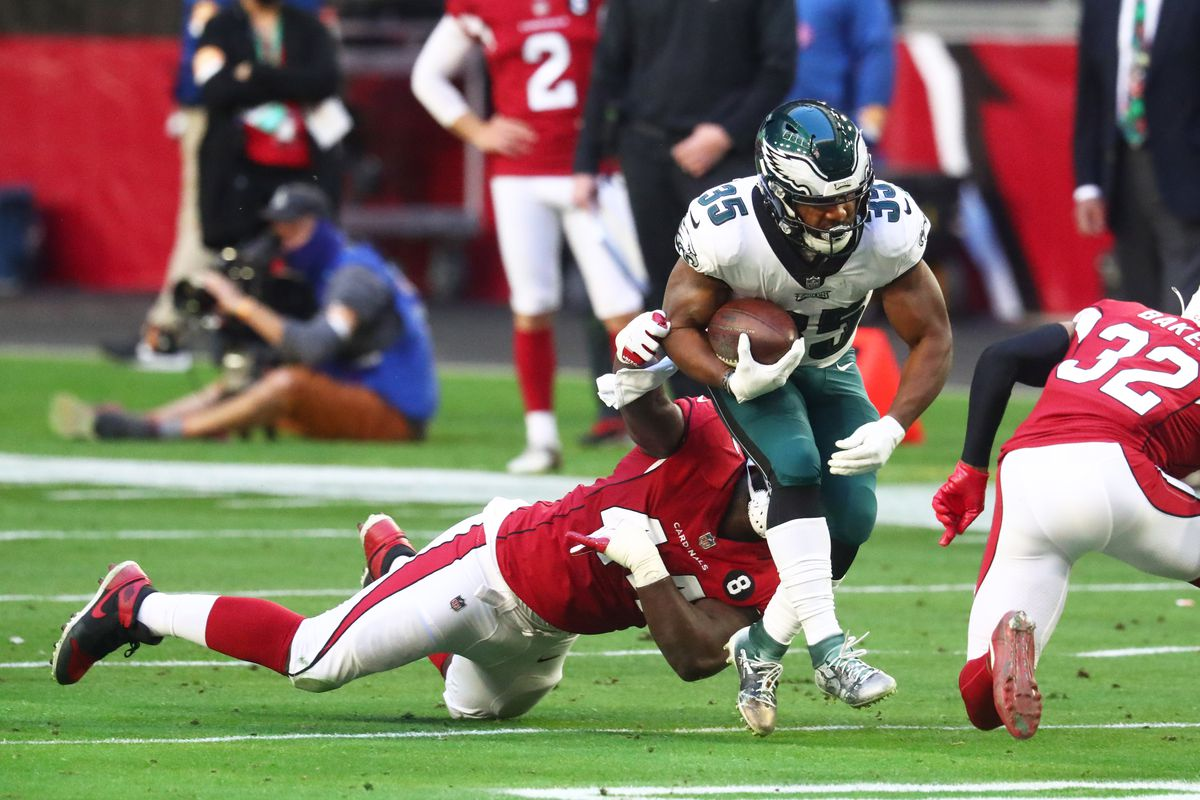 Boston Scott Fantasy Football Start Sit Advice What To Do With The Eagles Rb In Week 17 Draftkings Nation