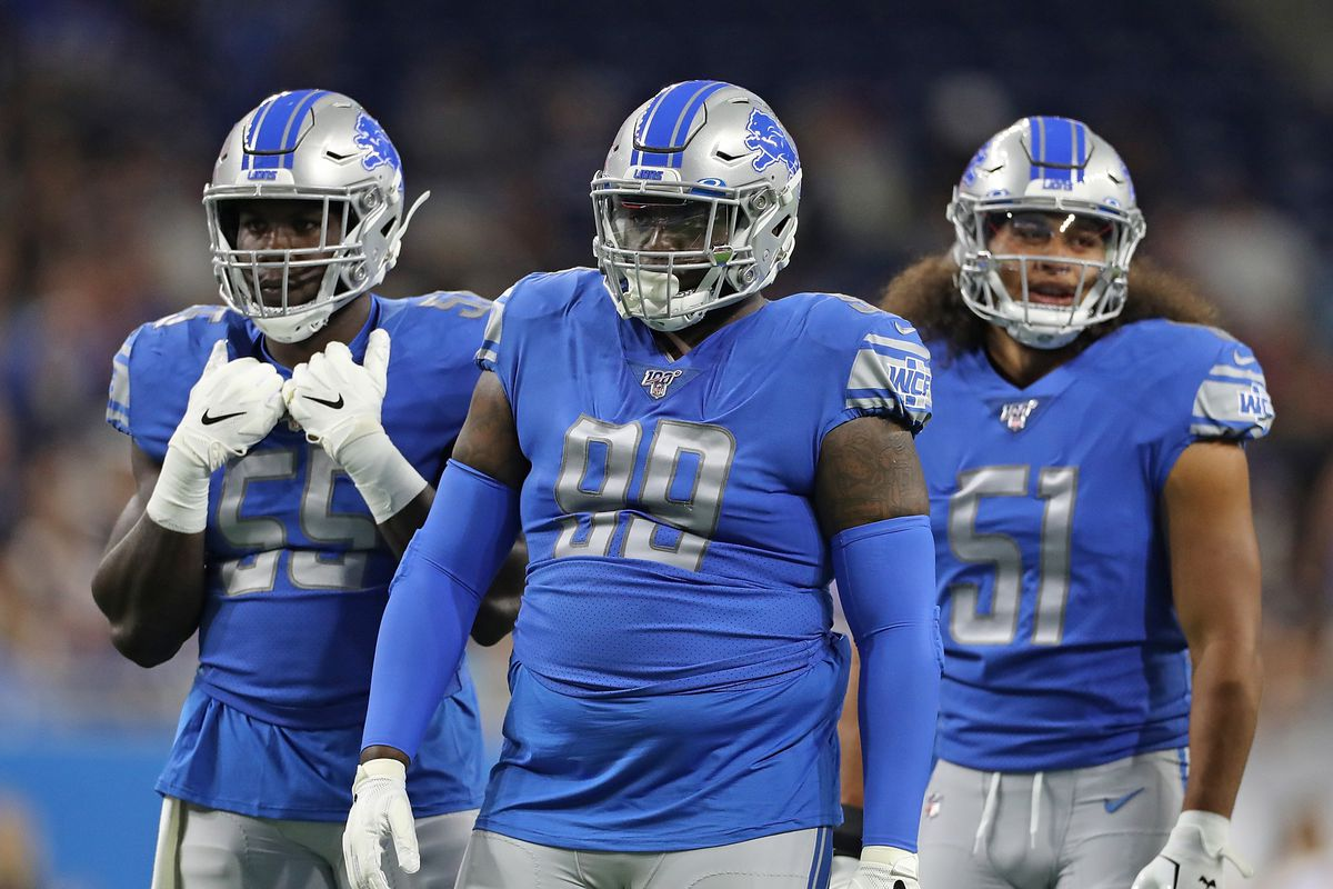 72c26d52 Detroit Lions preseason Week 1 snap counts: 11 observations on ...
