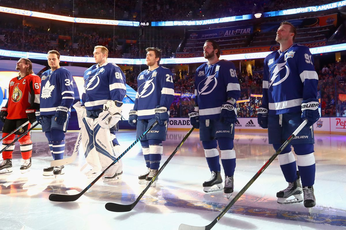 Tampa Bay Lightning s forward group is better and deeper than the ... 144889bf8