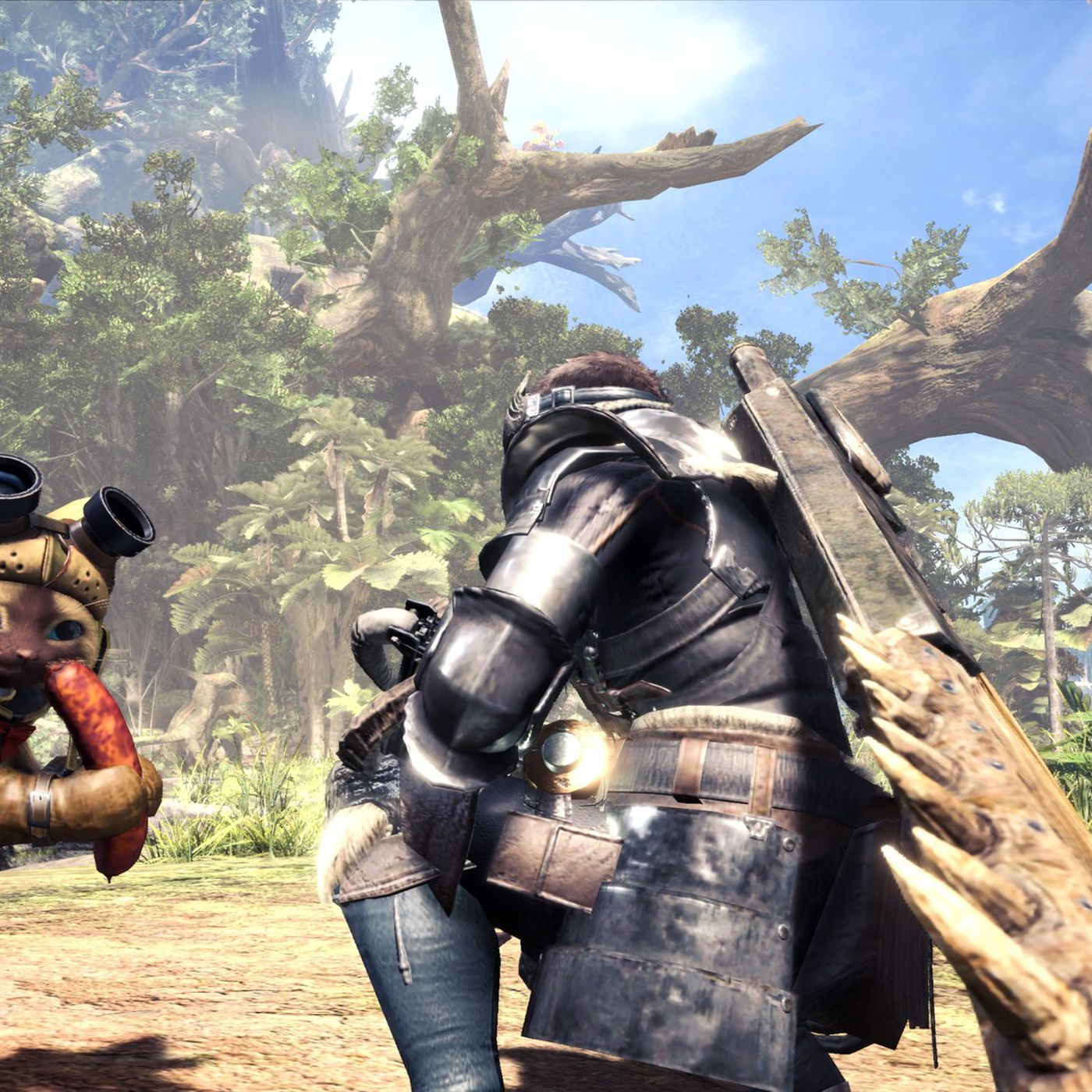 Monster Hunter World Guide How To Upgrade Your Armor Polygon