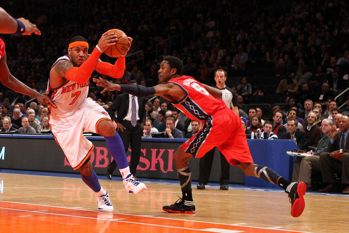 Check out the SB Nation NY Power Rankings. (Photo by Al Bello/Getty Images)