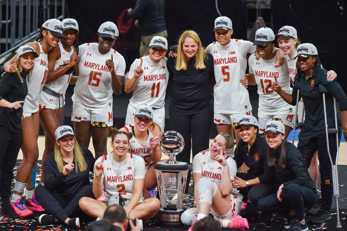 Maryland v Iowa - Big Ten Women's Basketball Tournament - Championship