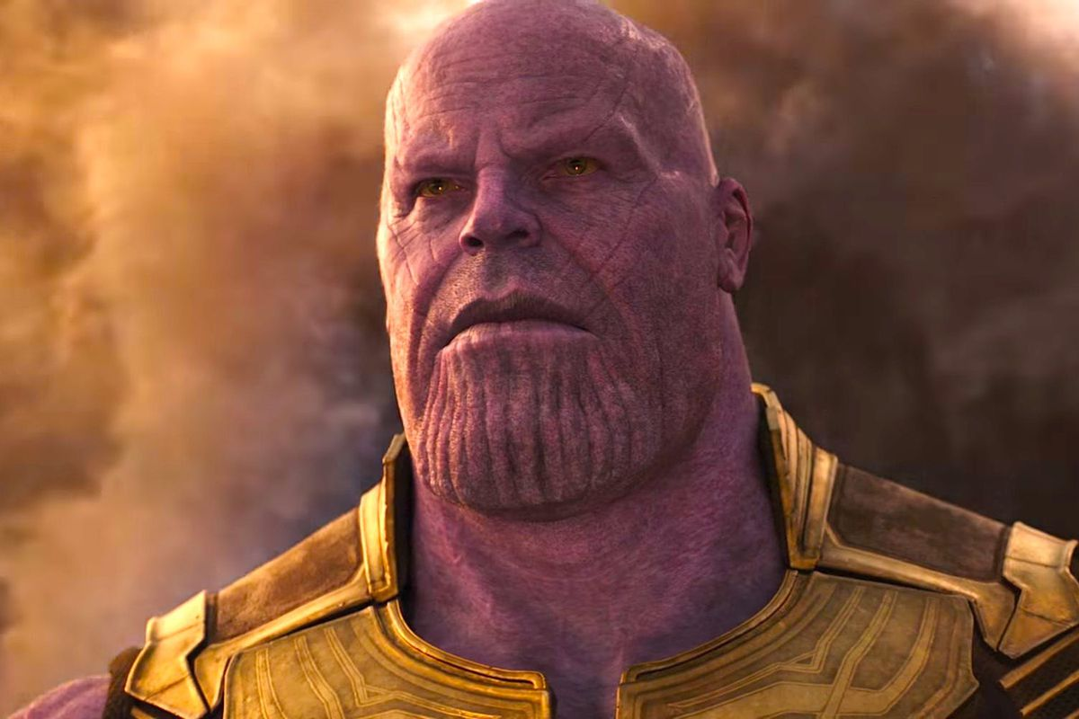 Infinity War's Thanos proves CGI supervillains are a