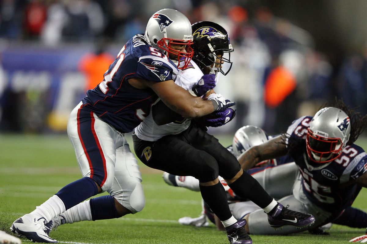 <em>Jerod Mayo believes staying in top physical condition will give him an edge in Training Camp</em>.