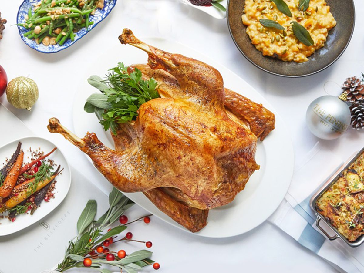 Where to Eat on Christmas Day in Los Angeles, 2018