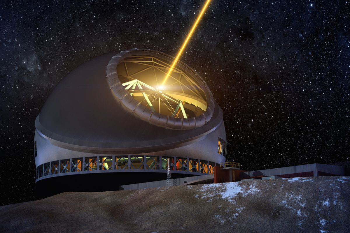 Image result for thirty meter telescope hawaii