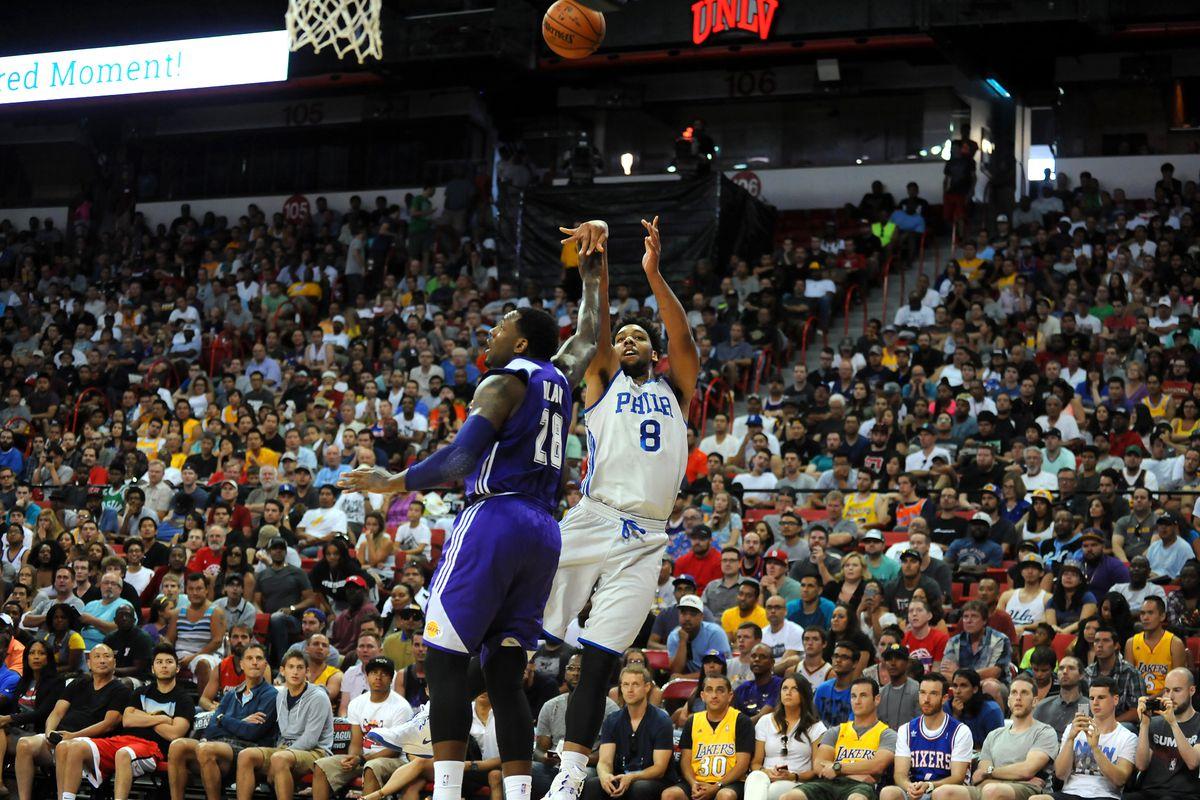 Lakers vs. 76ers Final Score: Lakers win 68-60 behind ...