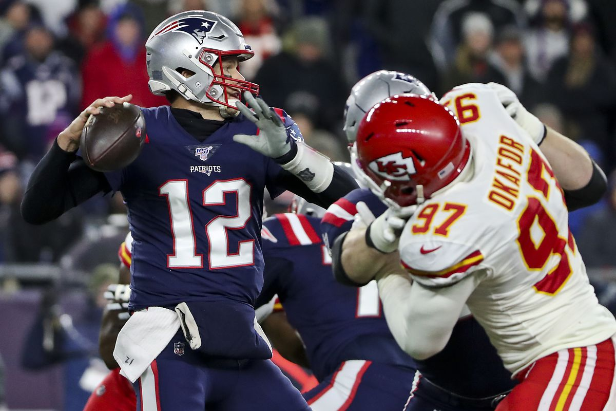 The data clearly shows the Chiefs pass defense has become very good