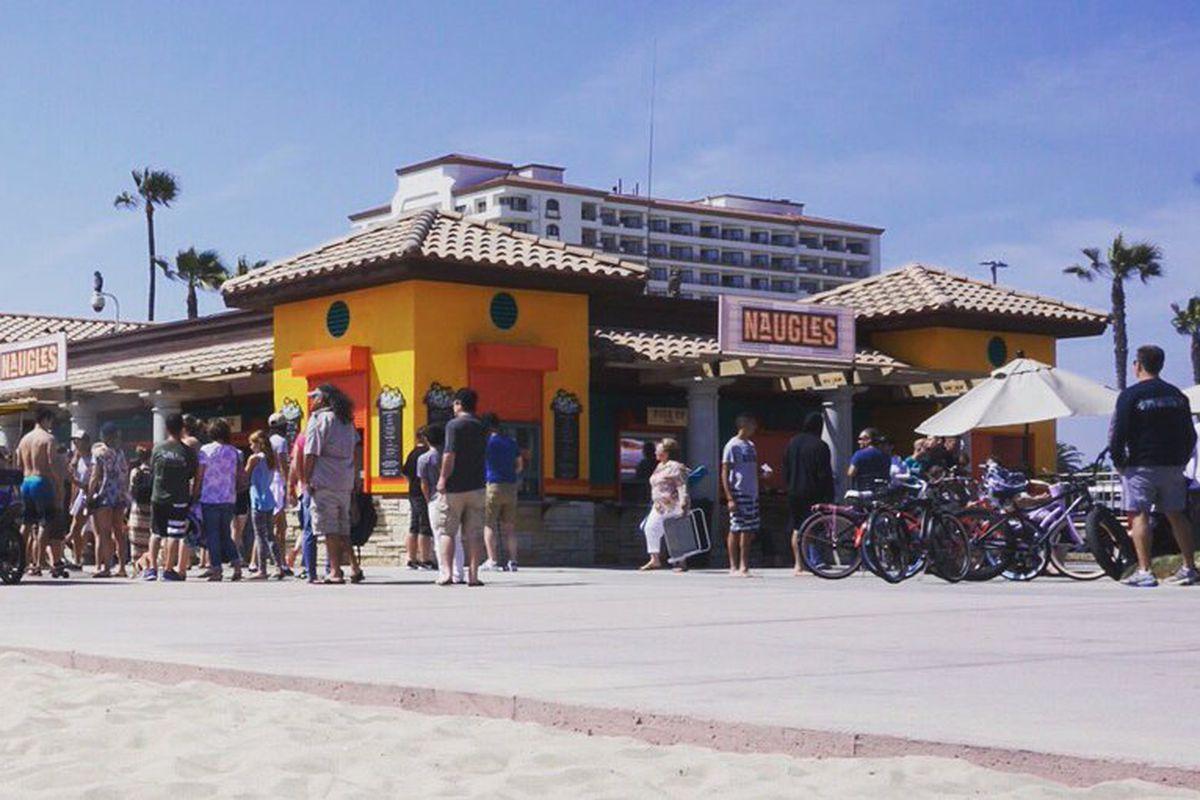 Naugles, Huntington Beach