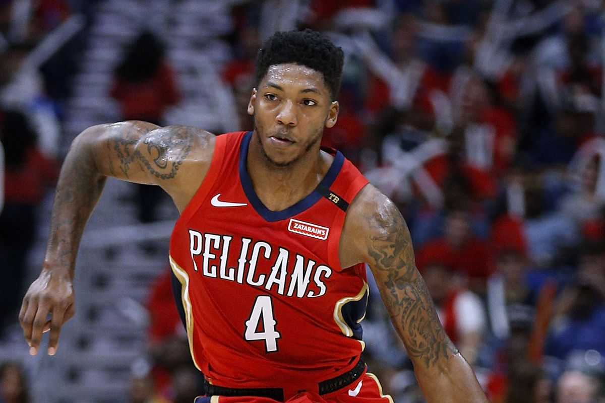 75e0e6fcd00 Game 38: Elfrid Payton back in starting lineup for Pelicans, Timberwolves without  Derrick Rose and Jeff Teague