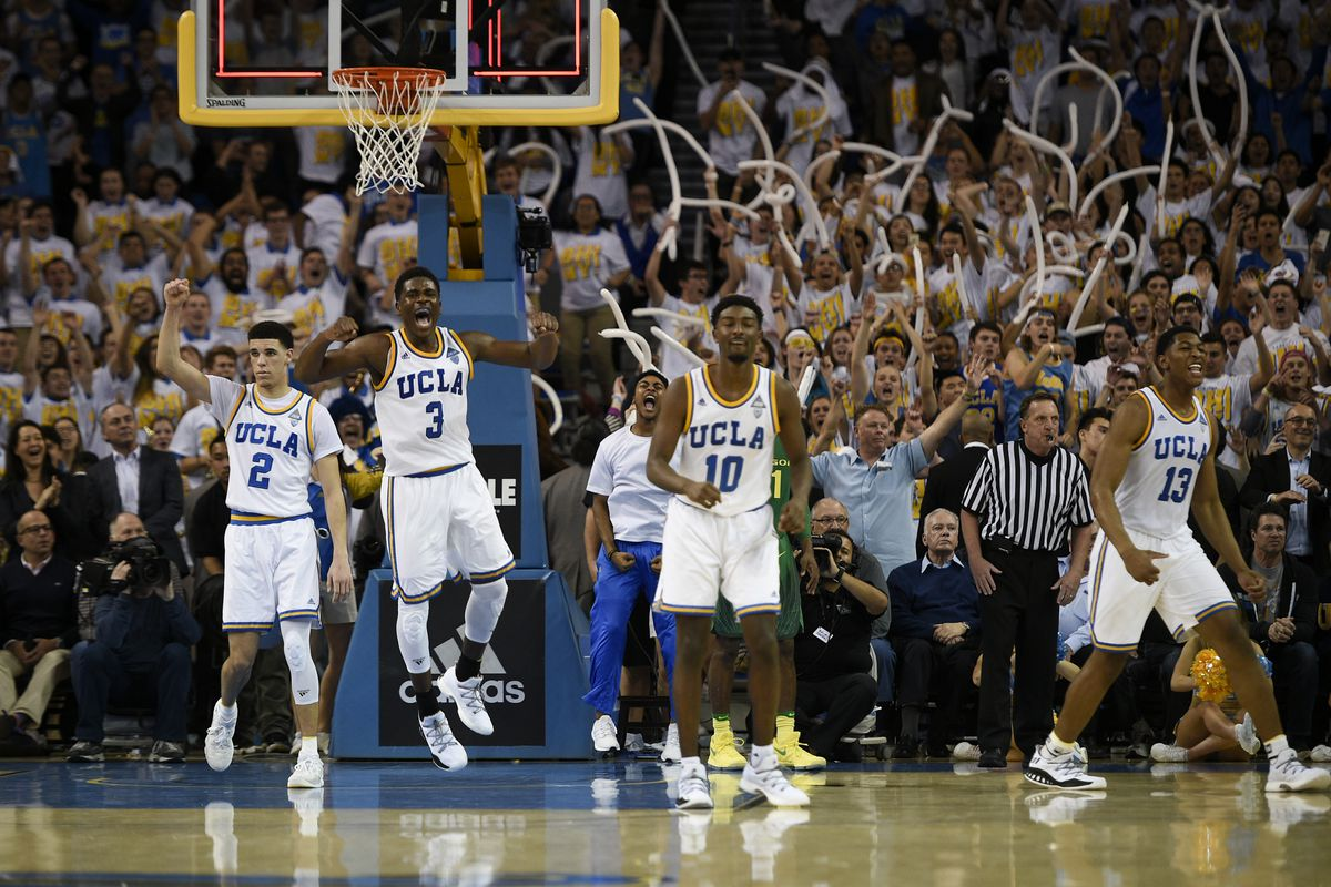 0af97d8e9 UCLA should celebrate...the Bruins pulled off a rather unique feat in  building this season s non-conference schedule. Kelvin Kuo-USA TODAY Sports