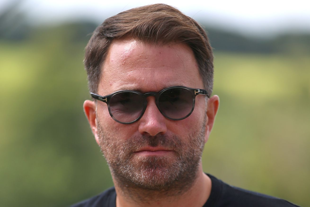 1262284262.0 - Hearn discusses potential Joshua-Pulev, Whyte-Povetkin 2 undercards