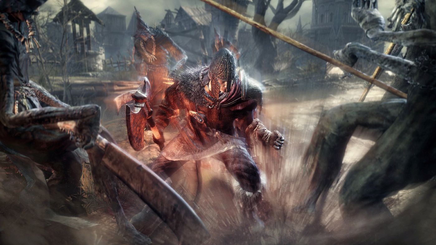 Why Dark Souls is my favorite video game series of all time