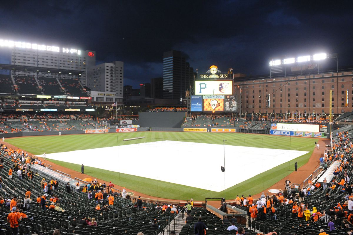 Pittsburgh Pirates v Baltimore Orioles - Game Two