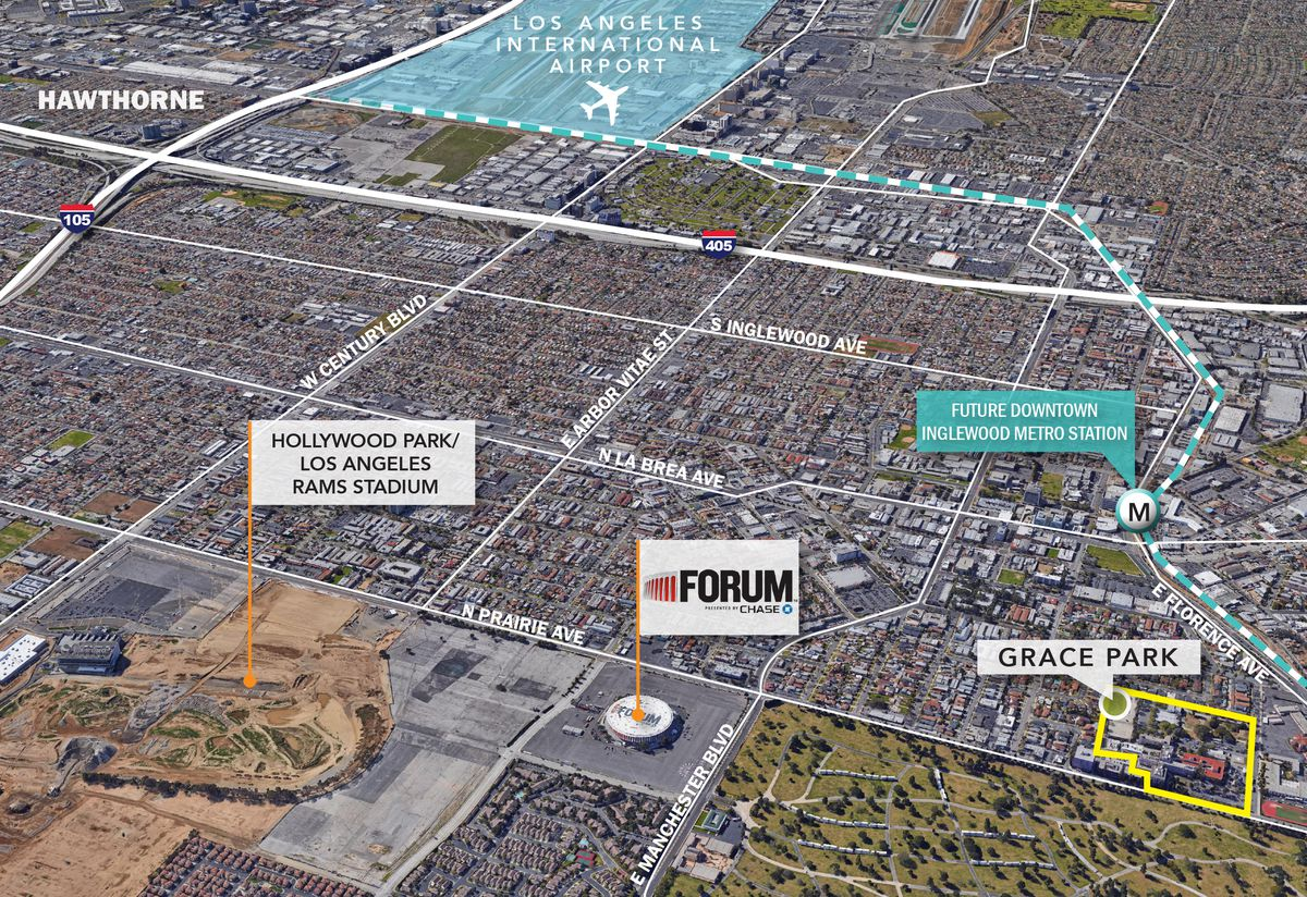 Builder Buys 18 Acres Near Rams Stadium Announces Plan For 228 Homes Curbed La