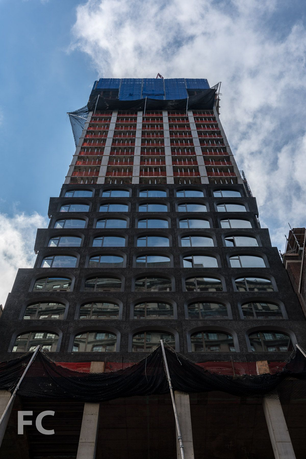 David Adjaye S Financial District Tower Shows Off Its