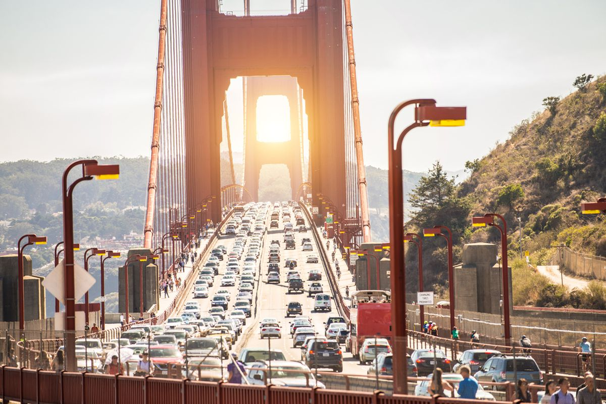 Cars For Sale Bay Area >> San Francisco driving up commute times in Northern California - Curbed SF