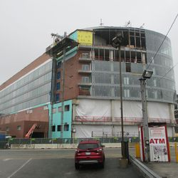 The Zachary, looking north from Addison Street, assuming these will be the budget views