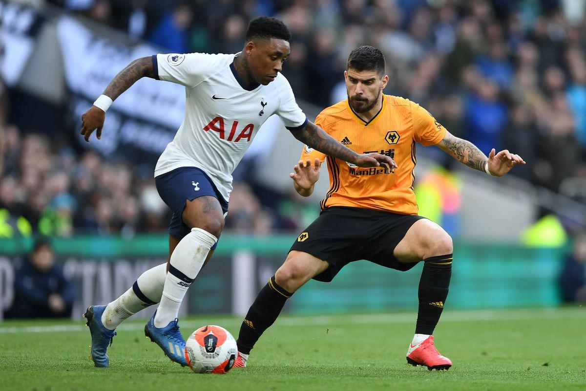 Tottenham Hotspur v Wolverhampton Wanderers - Premier League