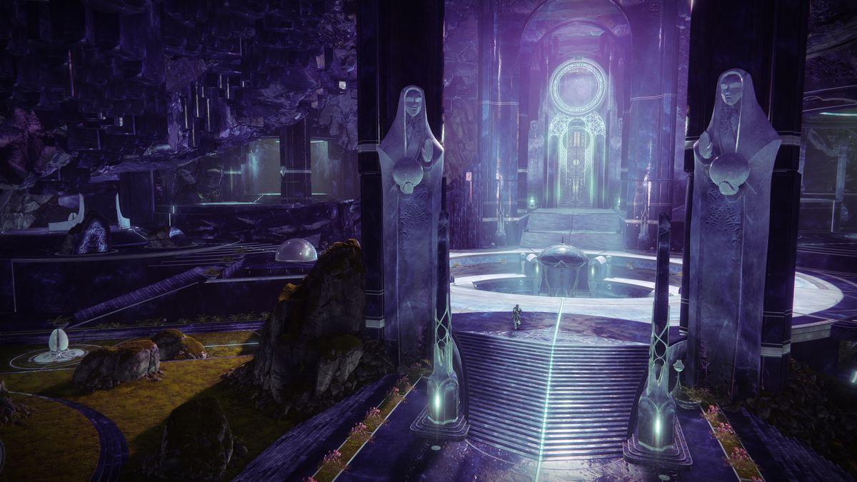 Destiny 2: Forsaken - the Blind Well