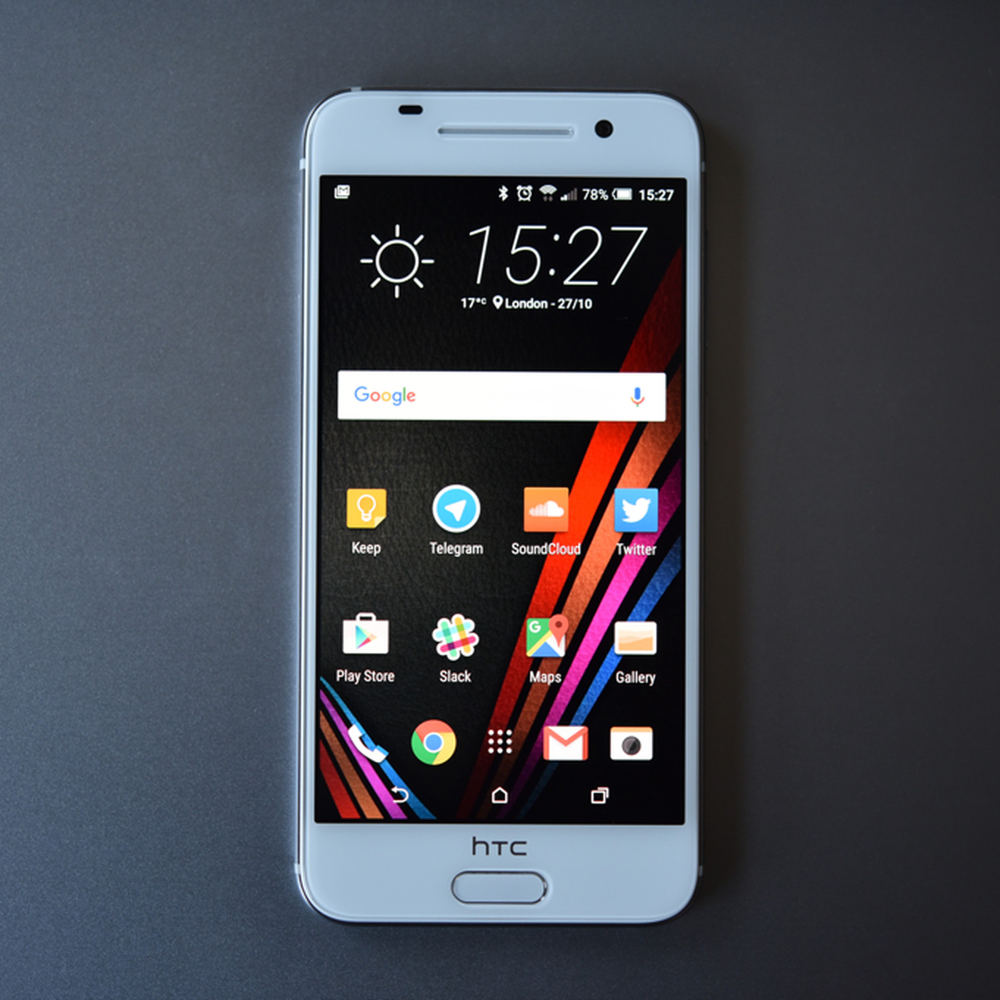 HTC One A9 review: the Android iPhone - The Verge