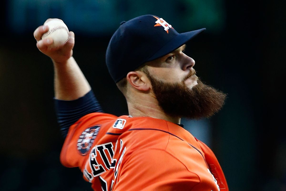 Dallas Keuchel takes to the mound looking to right the ship with his struggles on the road.