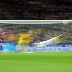 Ter Stegen was at his very best against Dortmund in the Champions League