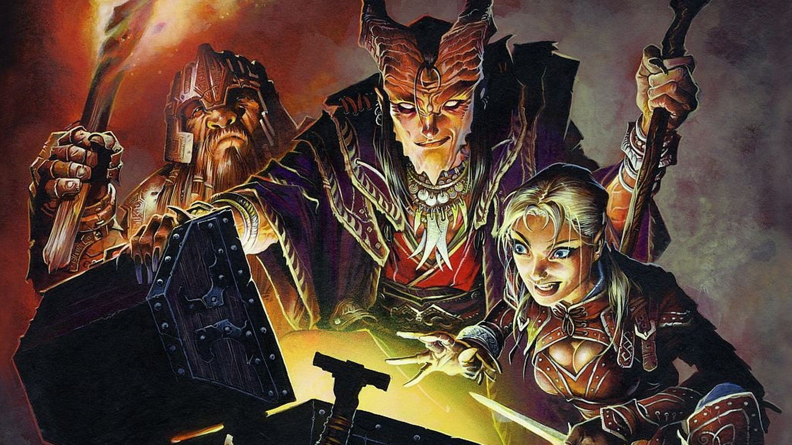 the great list of dungeons amp dragons 5e adventures - 1200×600