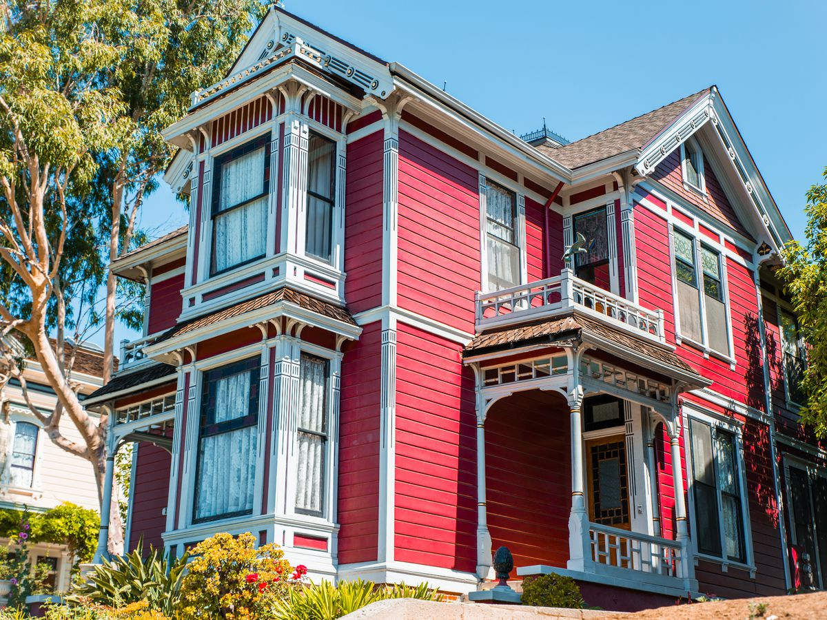 Innes House, Victorian, Carroll Avenue, Angelino Heights