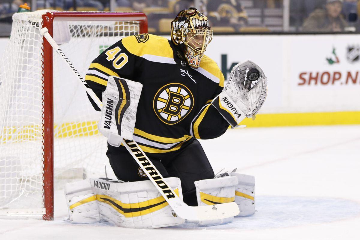 NHL: Winnipeg Jets at Boston Bruins