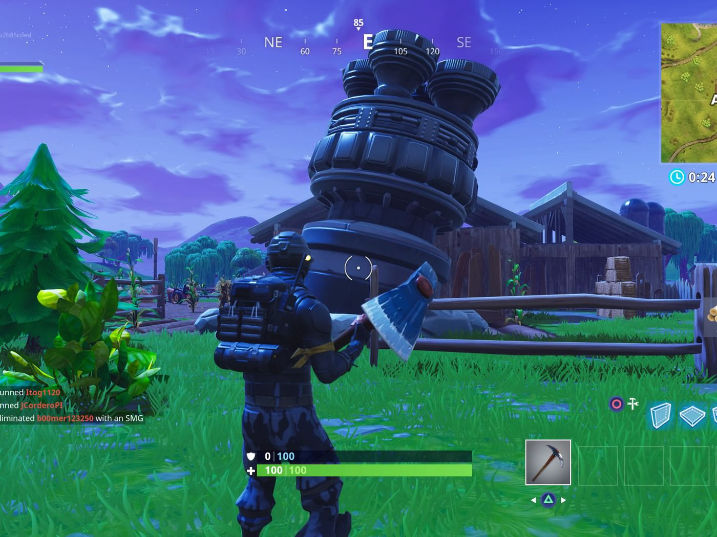 Fortnite Has The Most Interesting Video Game Story In Years The Verge
