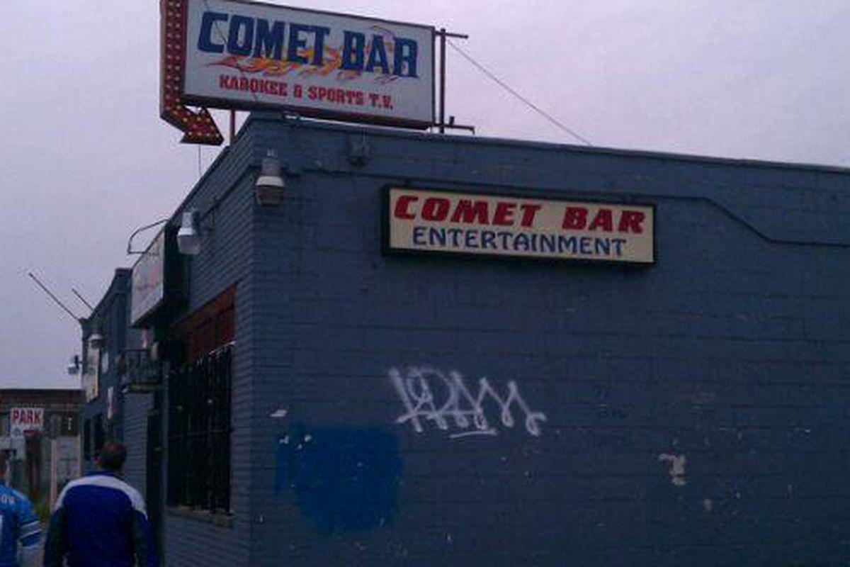 Comet Bar