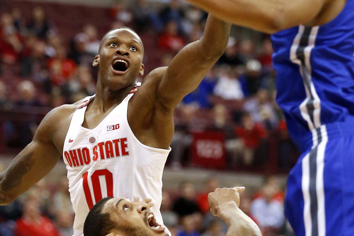 NCAA Basketball: NC-Asheville at Ohio State