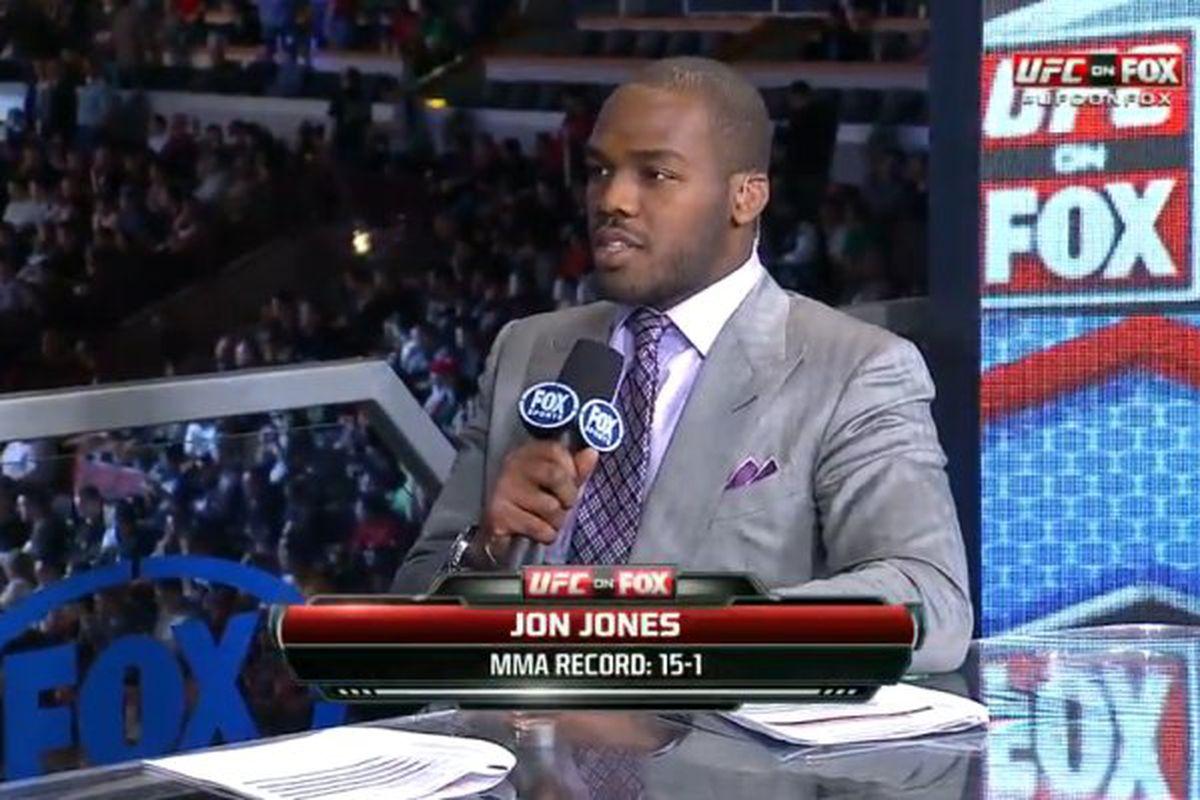 Jon Jones UFC On Fox 2