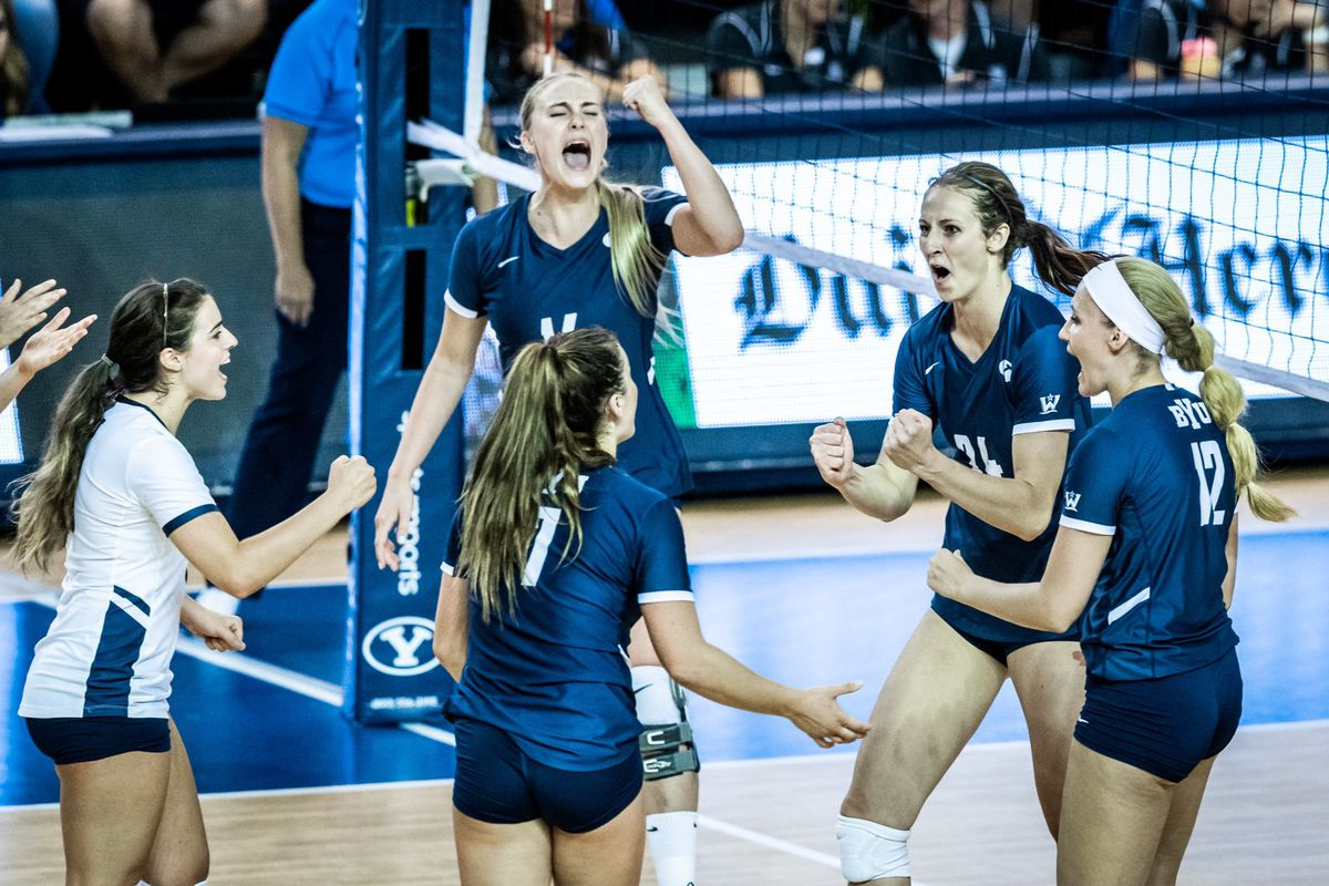 BYU Volleyball goes 2-1 in Shocker Volleyball Classic