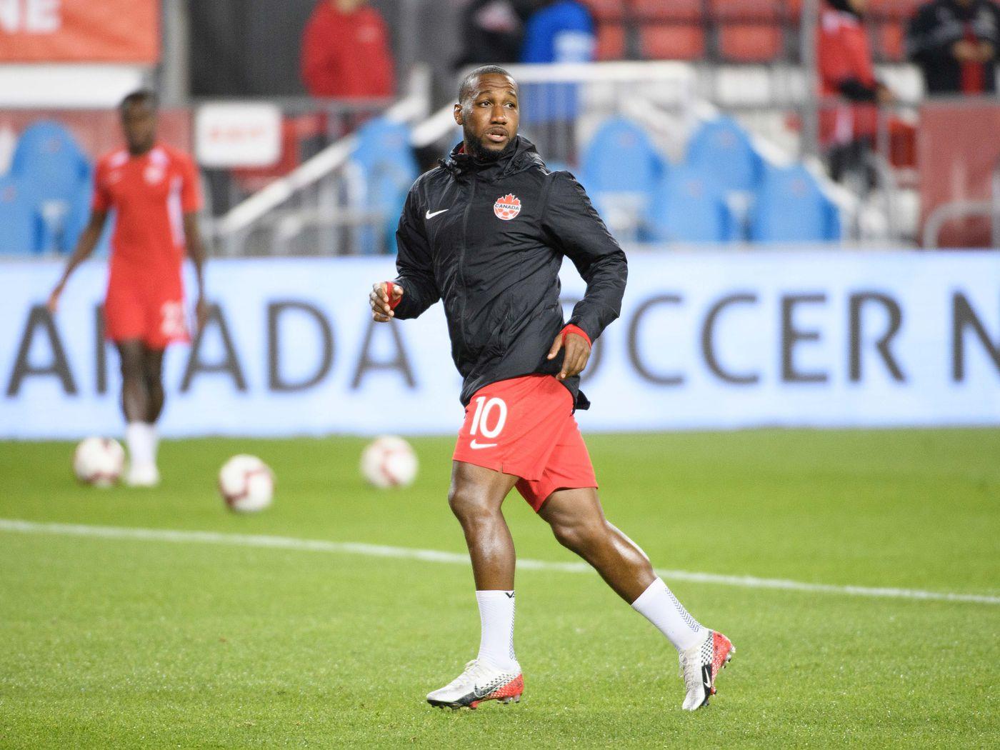 Canada and Cardiff City forward Junior Hoilett comfortable in ...